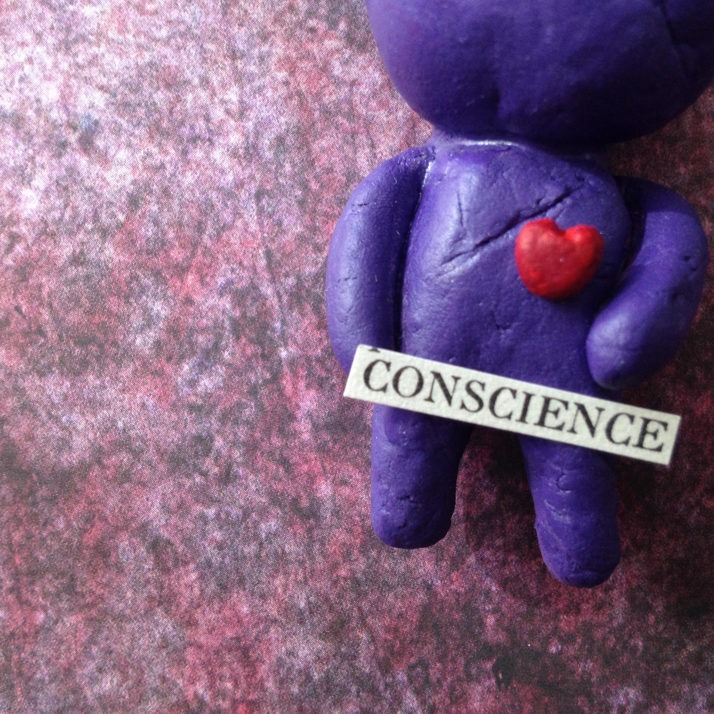 Violets-Conscience